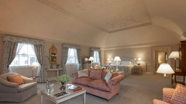 The Merrion Hotel: The Lord Monck and Lord Antrim Suites