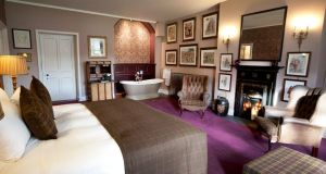 Castle Leslie: The Desmond Suite