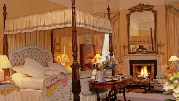 Marlfield House: The Stopford Room