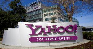 US SEC officials opened a formal investigation in December into Yahoo's failure to disclose a massive cyber attack for nearly two years. Photograph: Kimberly White/Reuters