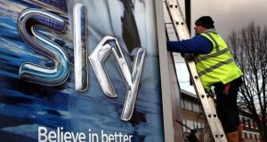Sky Vision will become the commercial and distribution partner for content for both companies