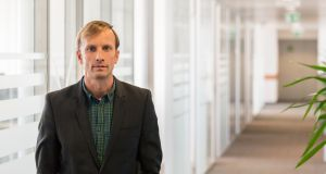 "Mark Dybul, executive director of The Global Fund to Fight AIDS, Tuberculosis and Malaria: ""it's gender equality and a more equal society that will be the driver of whether or not we achieve the end of the HIV epidemic."" Photograph: Daniele Pauletto"