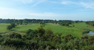 There are ponds and lakes alongside 12 of the 18 holes as well as two ring forts, drumlins, trees and shrubs