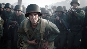 Conviction under fire: Andrew Garfield in Hacksaw Ridge.