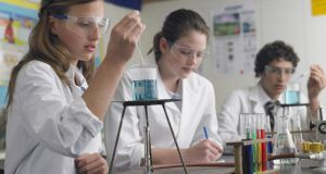 "Science Foundation Ireland conducted a survey among young people to see what they thought about Stem and found that the student's primary concern when choosing their college course was ""fitting in"" with others, not the subject material."