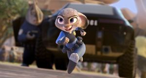 Zootopia, Oscar nominated for Best Animated Feature.