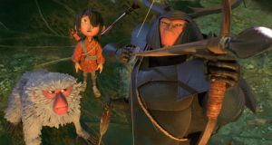 Kubo and the Two Strings, which has been Oscar nominted for Best Animated Feature.