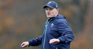 There are a few selection conundrums for Ireland coach Joe Schmidt. Photograph: Dan Sheridan/Inpho
