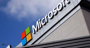 Microsoft: the company is  thought to be the first US company to challenge a domestic search warrant seeking data held outside the country. Photograph: Lucy Nicholson/Reuters