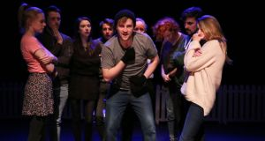 The Spinning Heart , at the Smock Alley Theatre, Dublin