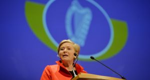 Minister for Justice Frances Fitzgerald is currently reviewing the 2009 Defamation Act.  Photograph: Alan Betson
