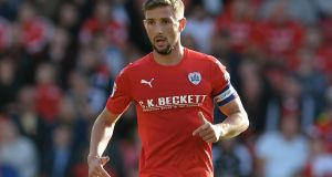Cono Hourihane has completed a move to Aston Villa. Photograph: Anna Gowthorpe/PA