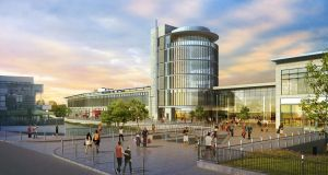 A number of retailers, both international and national, are in talks to locate at Carlow Central shopping centre, which s set to open in 2018