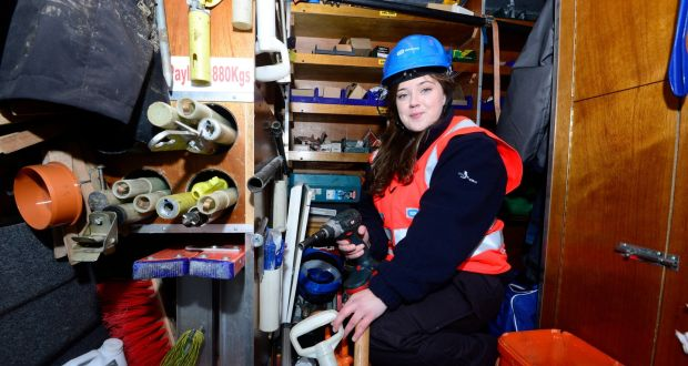 Apprenticeships: 'It's nice to get paid and secure valuable experience'