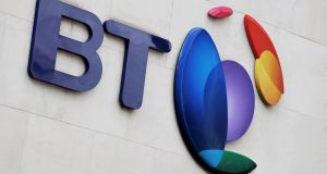 The results cap a week of turbulence for BT. Photograph: PA Wire