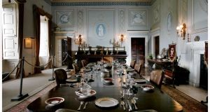In pictures: inside Westport House