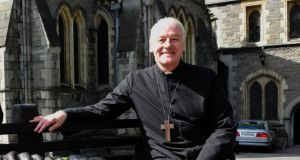 Archbishop of Dublin Michael Jackson.  Photograph: Aidan Crawley