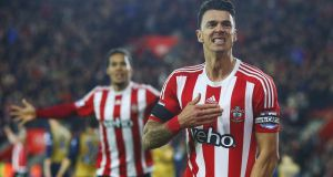 Jose Fonte: played a big role over seven years in Southampton's rise from League One to Premier League respectability.  Photograph:  Charlie Crowhurst/Getty Images