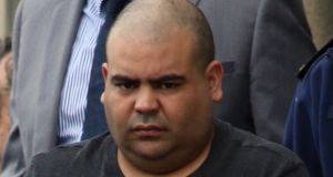 Naoufal Fassih (35): subject of three Dutch extradition warrants. Photograph: Courts Collins