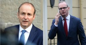 Micheál Martin suggests dinner date with Simon Coveney to raise money for Marymount Hospice.