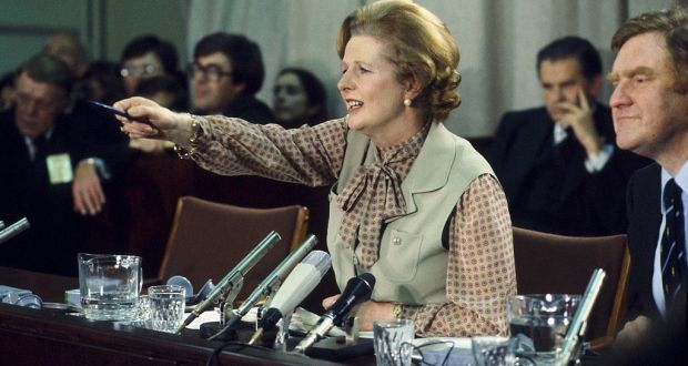 """Margaret Thatcher: Google reveals twice the matches for """"a difficult woman"""" as for """"a difficult man"""" – and most of the references to difficult men don't count because they continue with """"to pin down"""". Photograph: Tim Graham/Getty Images"""