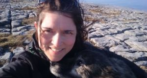 Caitríona Lucas, the Coast Guard volunteer who died during a search and rescue operation in Kilkee, Co Clare, last year.