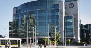 The  IFSC in Dublin. Japanese banks and brokerages are among global financial firms  considering moving some functions  from London  to retain access to the EU