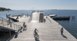 Faaborg Harbour Bath by Urban Agency and JDSA/Julien De Smedt