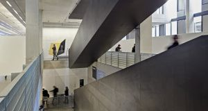 University of Greenwich by  Heneghan Peng architects