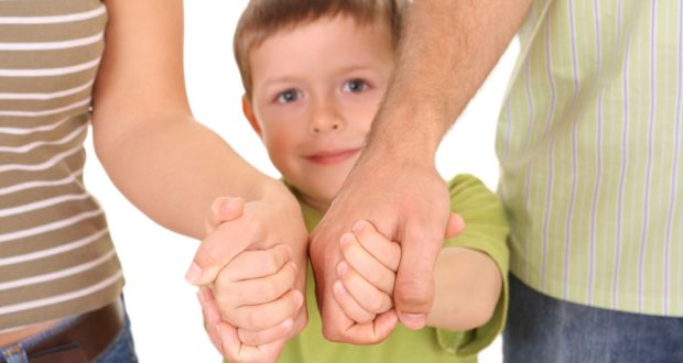 When dad doesn't live with mum, roles can be hard to define
