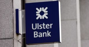 "Ulster Bank said the new salary ranges would come into effect ""immediately for new staff and where beneficial for the purposes of pay reviews"". Photograph: Bryan O'Brien"