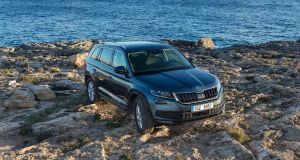 Skoda Kodiaq: prices start from €29,795 for the seven-seat (€28,795 for five-seat) 1.4 TSI petrol front-wheel drive model or €36,495 if it has to be diesel