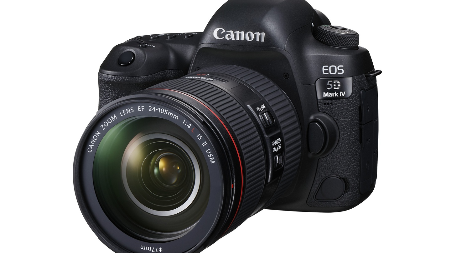 Review: Would you spend €4,000 on a Canon EOS 5D Mark IV?