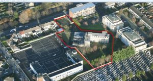 The site at Parnell Road, between Clogher Road and Aughavanna Road, is about 3.6 km south-west of Dublin city centre and includes an 18,000sq ft (1,672sq m) building known as Menni House.
