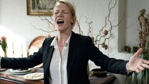 Life with father: Sandra Hüller in Toni Erdmann.