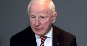 There are three candidates to succeed Pat Hickey as president of the OCI. Photograph: Inpho/James Crombie