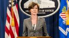 Former  acting attorney general Sally  Yates: her stance was a good example of how actors in the constitutional structure of the US are allowed push back against a president's executive orders. Photograph: Pete Marovich/Getty
