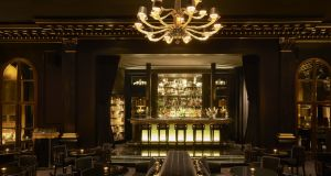 For a real splurge, try the Beaufort Bar at the Savoy in London, which has £38,000 worth of gold leaf on the walls