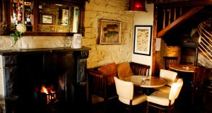 The Bulman in Kinsale: 'Eat fish and chips by the fire in winter, and hope for a decent storm to bring waves sloshing against the windows'