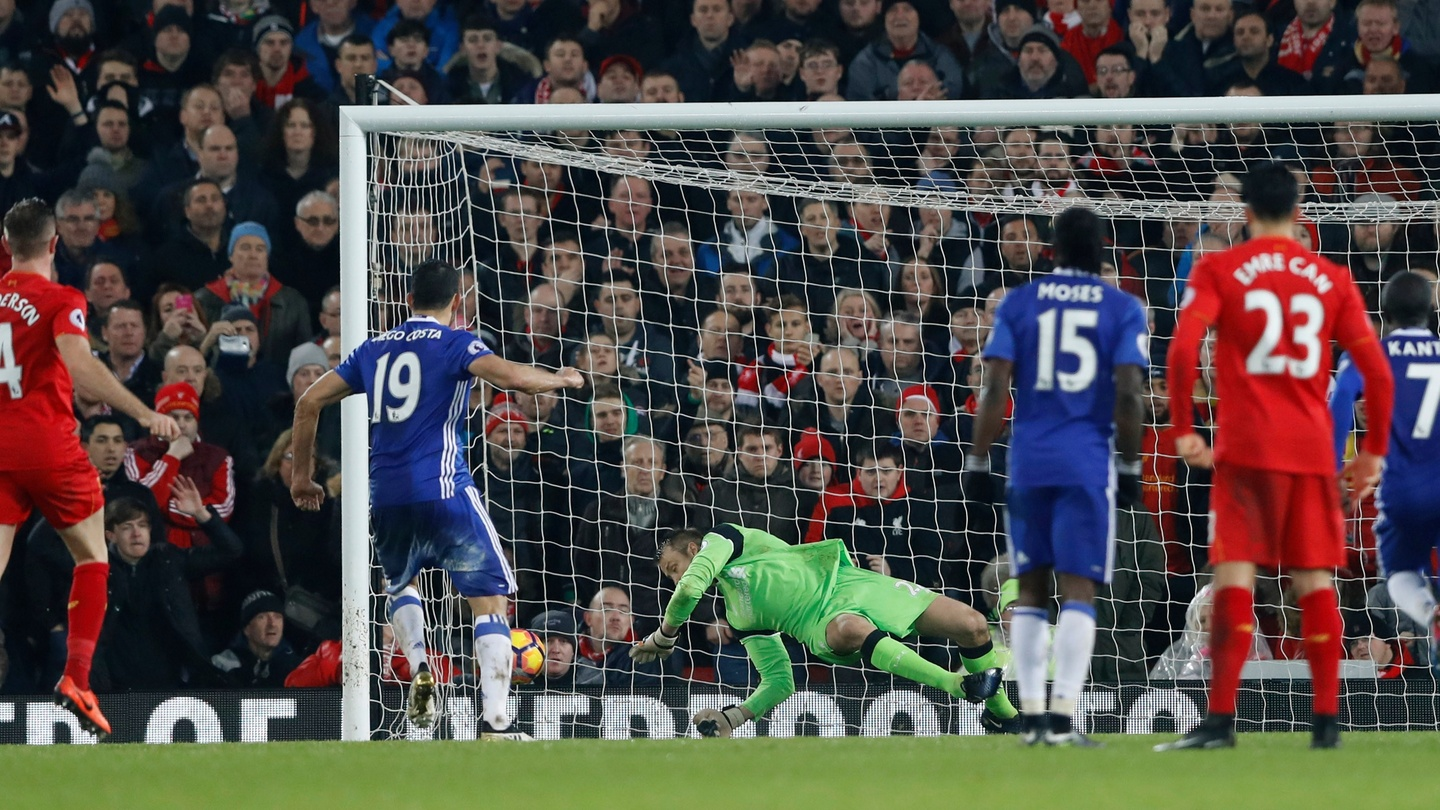 Diego Costa misses penalty but Chelsea leave Anfield with a point f07d10ebc4918