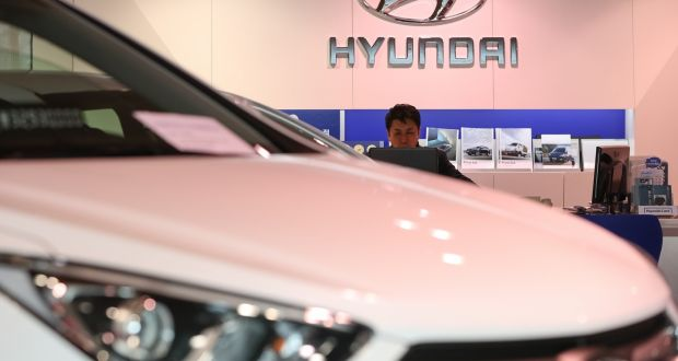 New Car Sales Down 2 As Hyundai Holds Its Lead