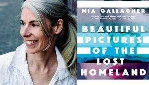 """Nothing came near Mia Gallagher's Beautiful Pictures of the Lost Homeland for bravery and ambition this year,"" wrote Mike McCormack"