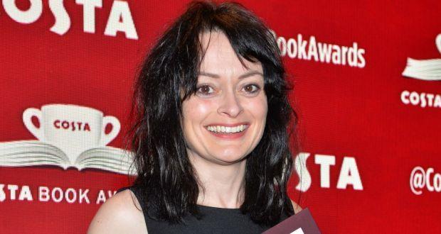 Jess Kidd  won Costa Short Story Award 2016 in London last night 41982d187
