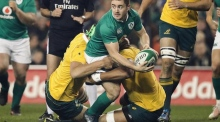 Six Nations: Ireland need Jackson to fill the Sexton void