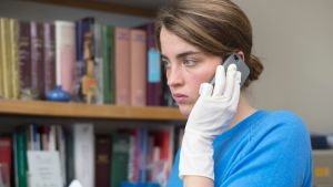 Guilty displeasure: Adèle Haenel´ in The Unknown Girl