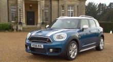 Our Test Drive: the Mini Countryman Cooper S