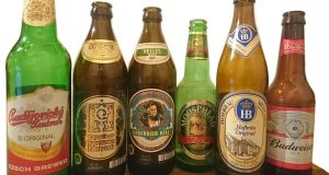 Lagers have a reputation for being rather flavourless, but international brands have slightly more flavour than their American cousins.