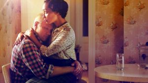Embracing change: Joel Edgerton and Ruth Negga in Loving