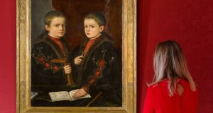 'Portrait of Two Boys' by Titian and his studio.