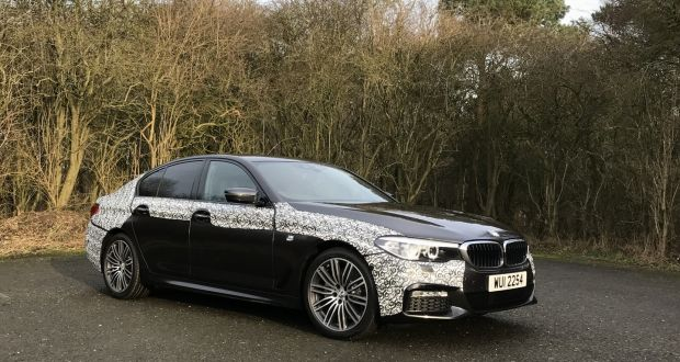 Road test: BMW keeps its powder dry with new 520d